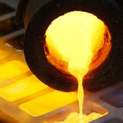 Crogiolo fusione oro